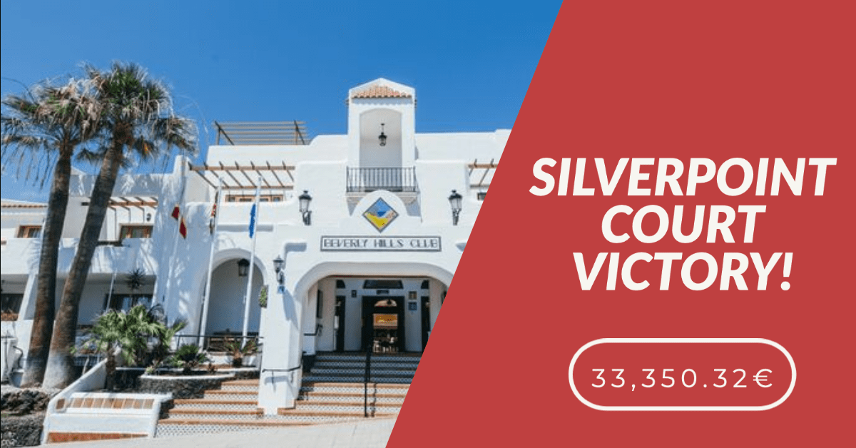 HIGH COURT No 3 DIMISS SILVERPOINT APPEAL