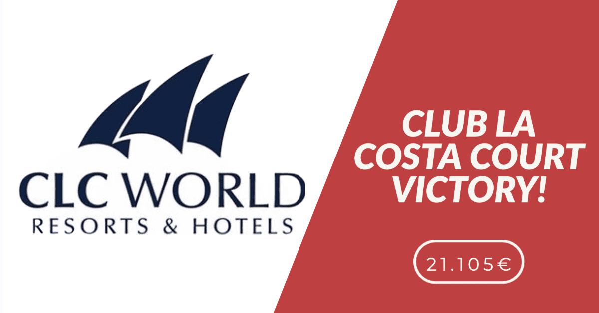 CLUB LA COSTA VICTORY 21.105€
