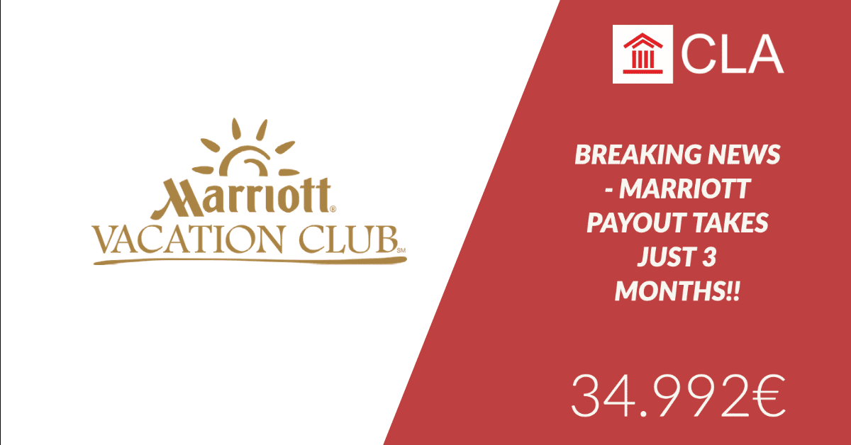 BREAKING NEWS - MARRIOTT PAYOUT 34.992€ - TAKES JUST 3 MONTHS!!